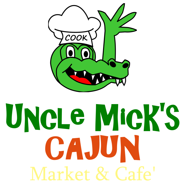 Uncle Mick's logo - square with transparent background - PNG format